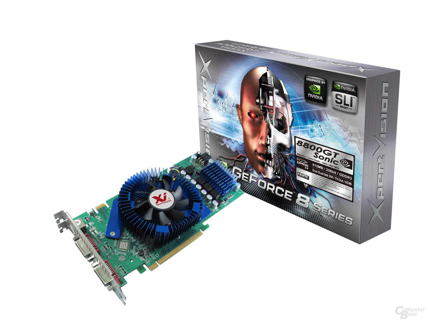 "XpertVision GeForce 8800 GT ""Sonic"""