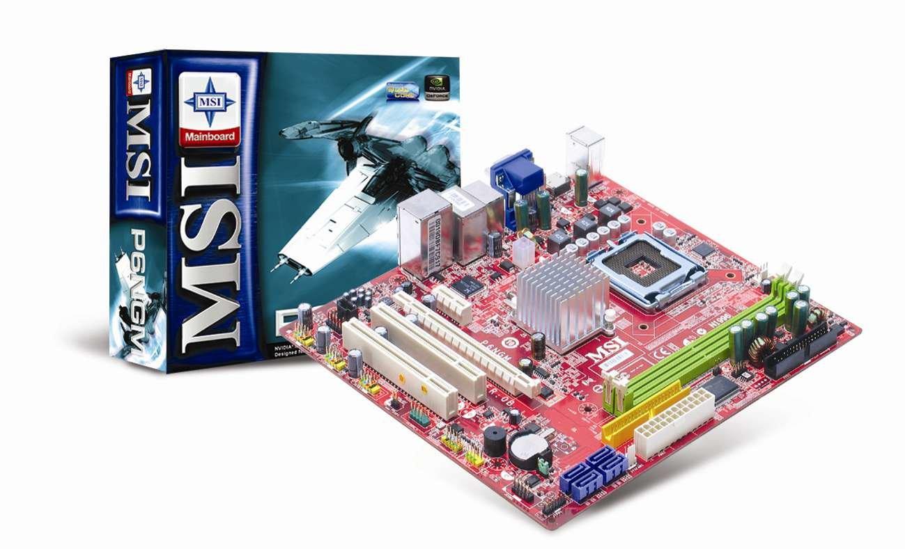 MSI P6NGM-FIH