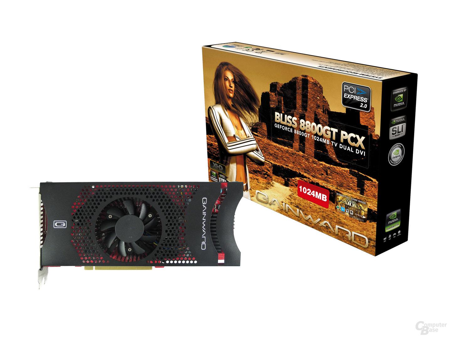 Gainward GeForce 8800GT 1.024 MB