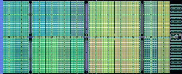 32nm-SRAM mit High-K/Metal Gate und SOI von IBM