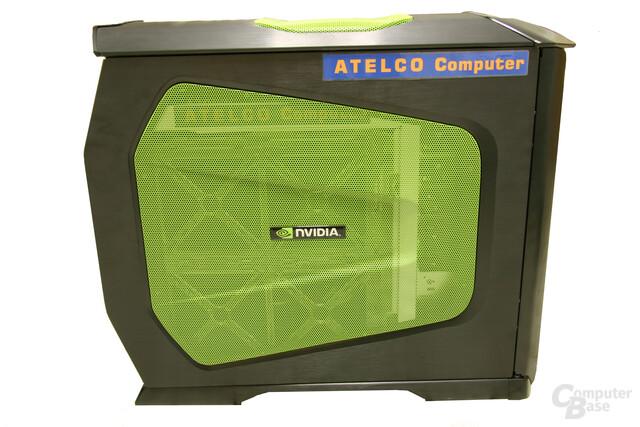 Atelco 3-Way-SLI-PC