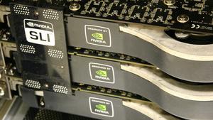 Nvidia 3-Way-SLI im Test: Wenn drei mehr ist als vier