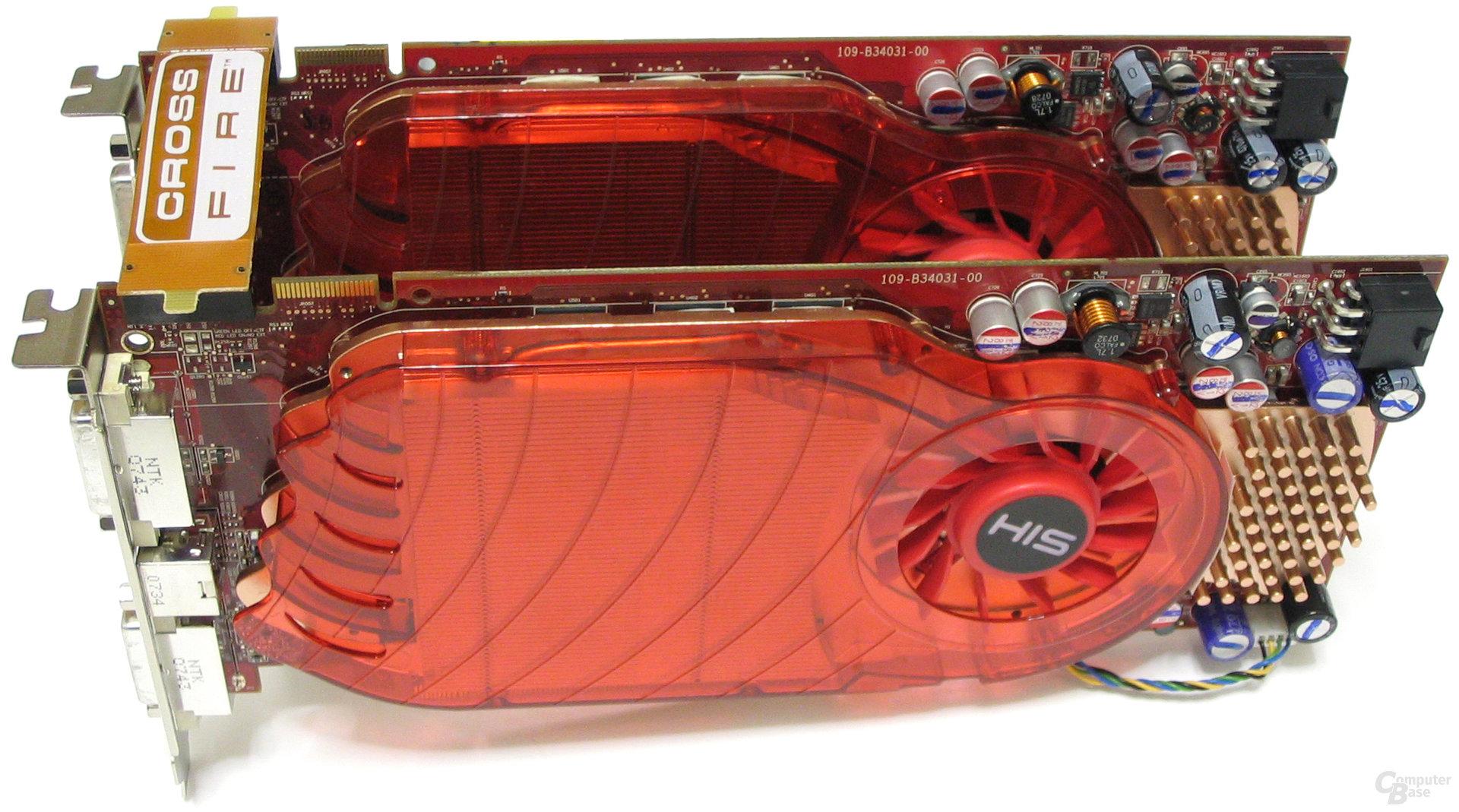 ATi Radeon HD 3850 CrossFire