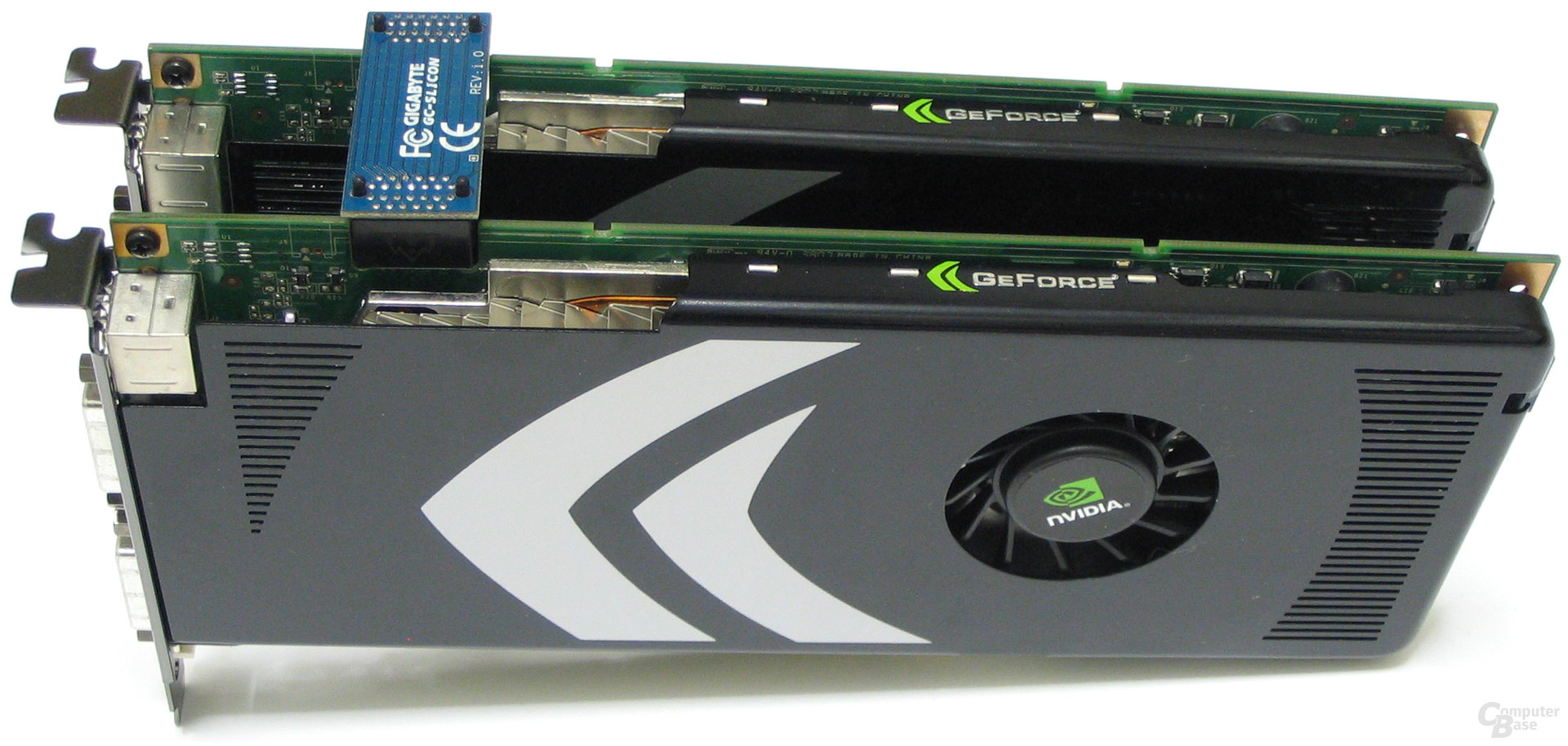 Nvidia GeForce 8800 GT SLI