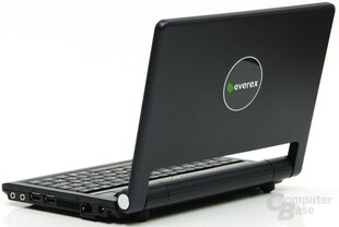 "Everex ""Cloudbook"" UMPC (Ultra Mobile PC)"