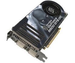 BFG GeForce 8800 GTS OC