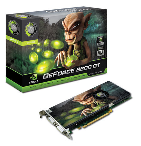 Point of View GeForce 8800 GT Exo Edition