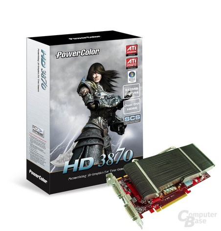 PowerColor HD 3870 SCS3