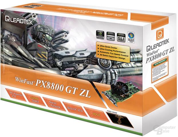 Leadtek WinFast PX8800 GT ZL