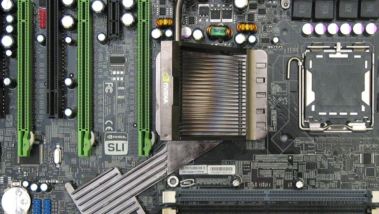 Nvidia nForce 700i im Test: Drei-Wege-SLI und PCIe 2.0
