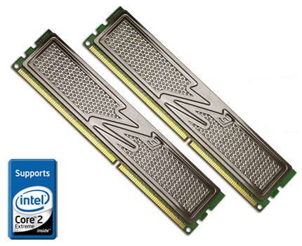 OCZ DDR3 PC3-14400 Intel XMP Ready Titanium Edition