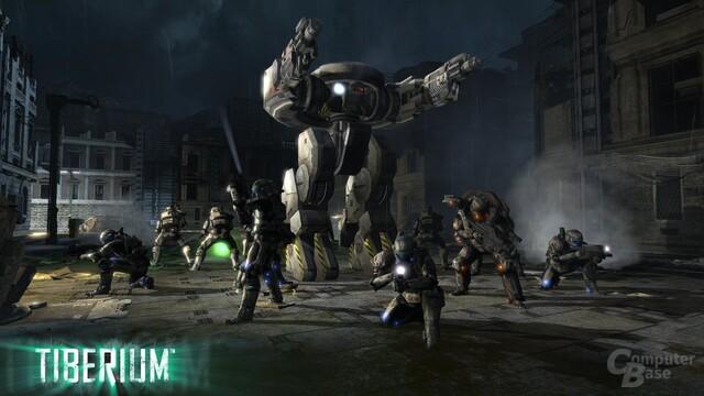 EAs neuer C&C-Taktik-Shooter: Tiberium