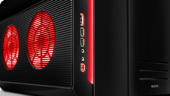 NZXT Rogue Super Cube im Test: Kompakter Riese im Alu-Kleid
