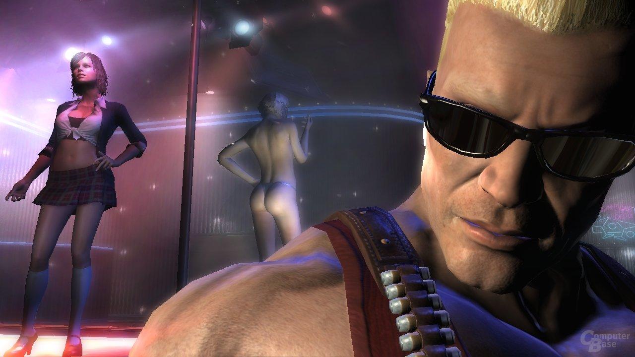Duke Nukem Forever (29.09.2008)