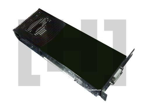 Angebliches Design von Nvidias GeForce 9800 GX2 von vorne