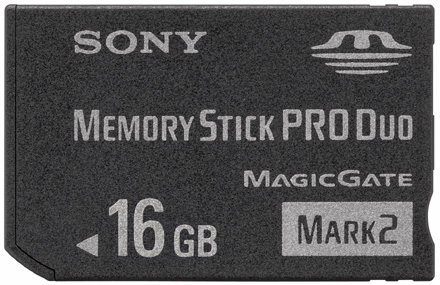 Sony MS Duo 16 GB