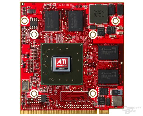 ATi Mobility Radeon HD 3650 mit RV635 auf MXM-Modul