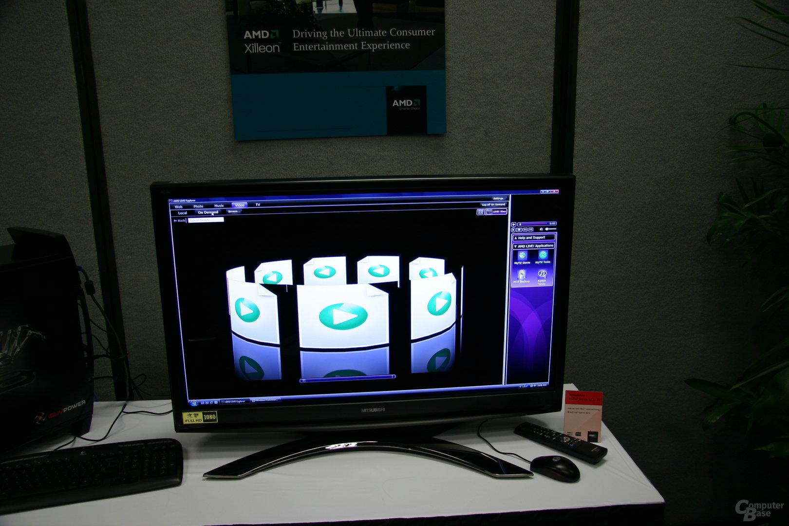 AMD Live! Ultra