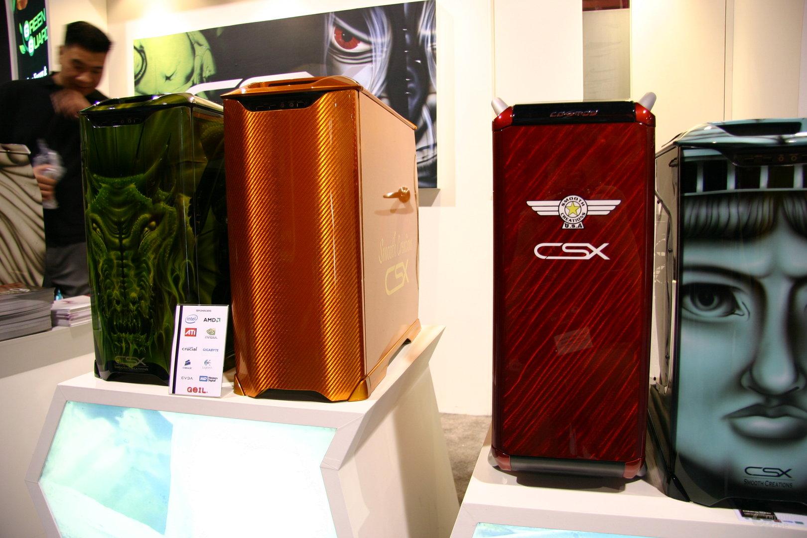 CSX-Gehäuse