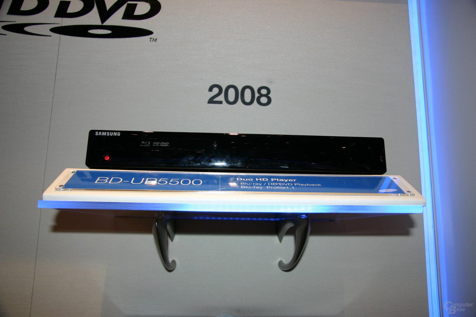 Samsung BD-UP5500