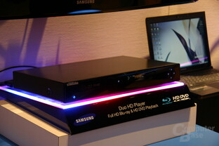 Samsung BD-UP5500