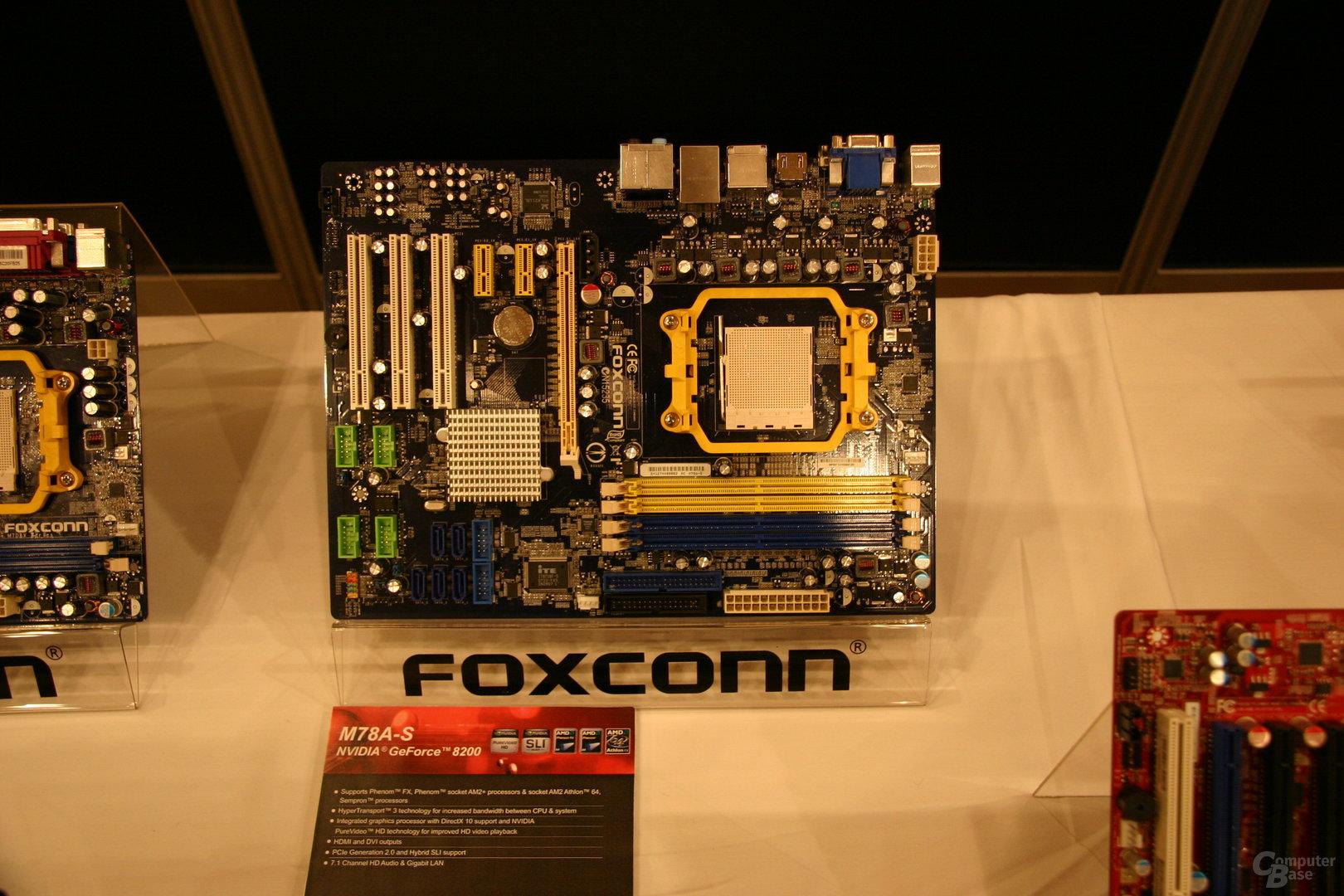Nvidia GeForce 8200