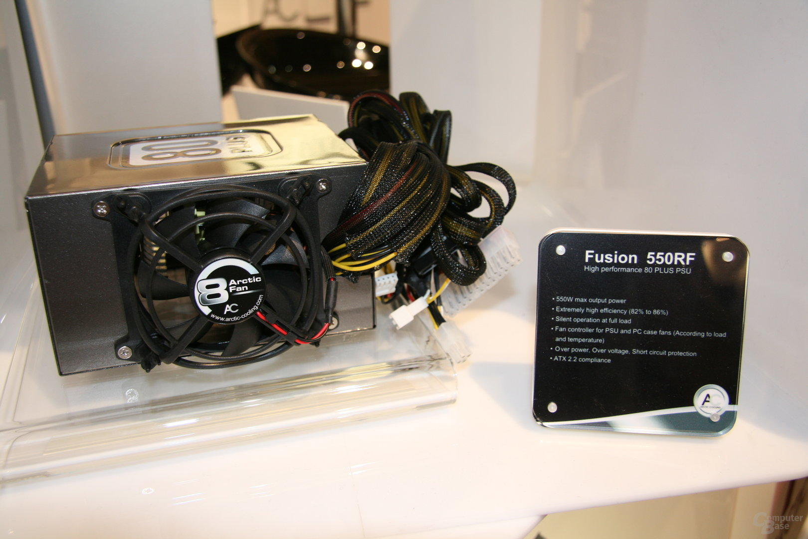 Arctic Cooling – Fusion 550RF