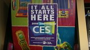 Consumer Electronics Show 2008: Viva Las Vegas!
