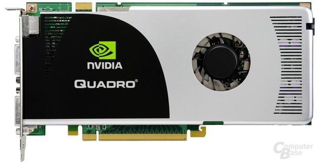 Nvidia Quadro FX 3700