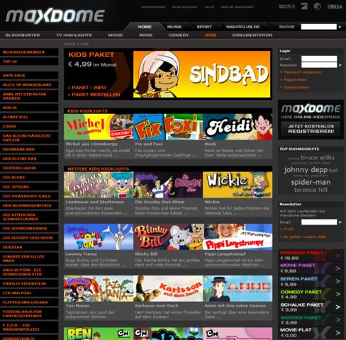 Maxdome Kids