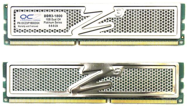 OCZ DDR3-1800