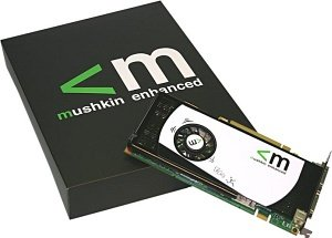 Mushkin GeForce 8800 GT XP Overcklocked Edition