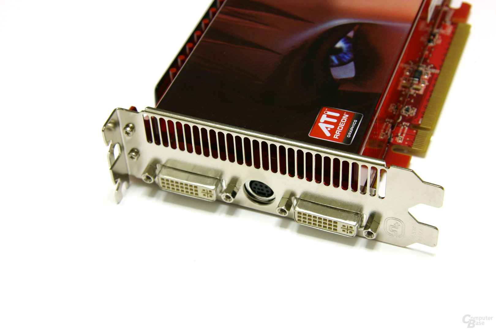 Radeon HD 3870 X2 Slotblech