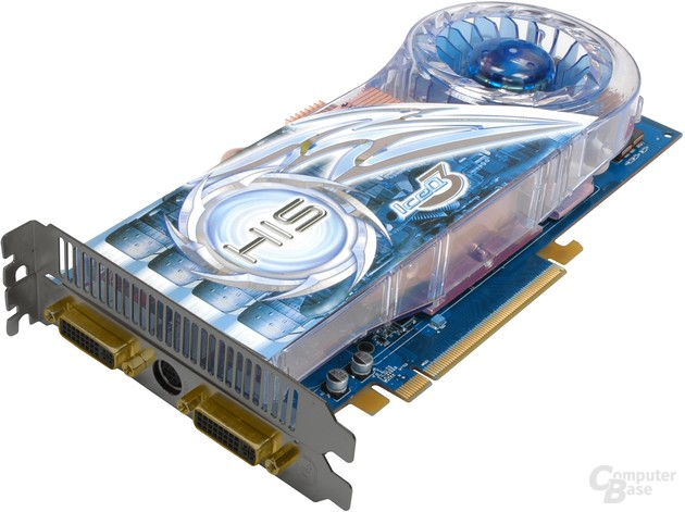 HIS HD 3870 IceQ3 Turbo