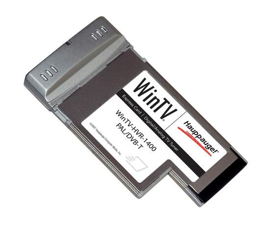 Hauppauge WinTV-HVR-1400