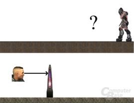 Portal in Quake 3