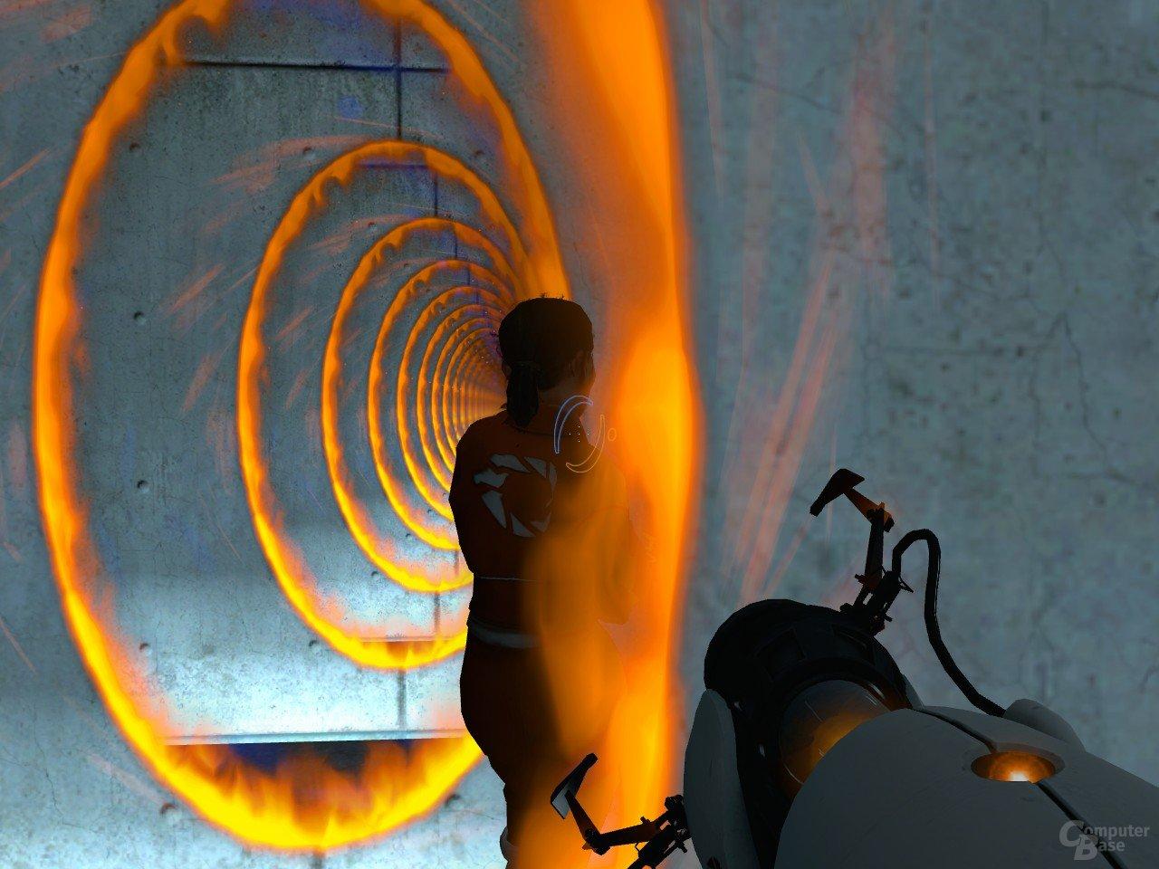 """Das Spiel """"Portal"""" von Valve (2007)"""