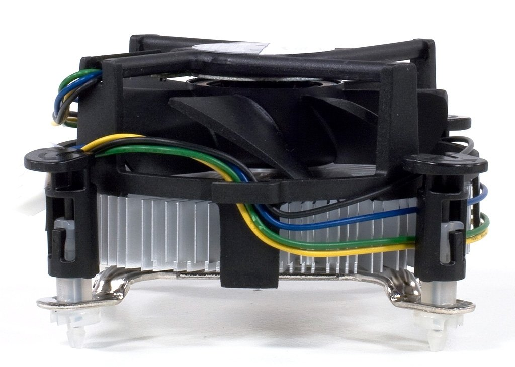 Boxed-Kühler des Core 2 Duo E8000