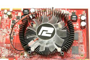 PC Radeon HD 3650 Lüfter