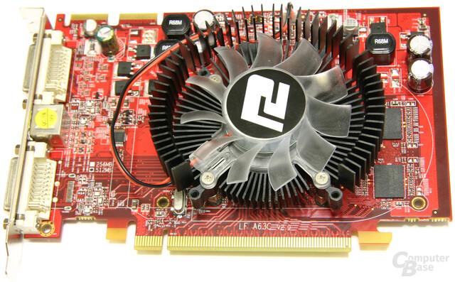 PowerColor Radeon HD3650 Xtreme PCS