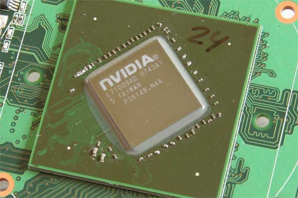 G94-Kern (GeForce 9600 GT)