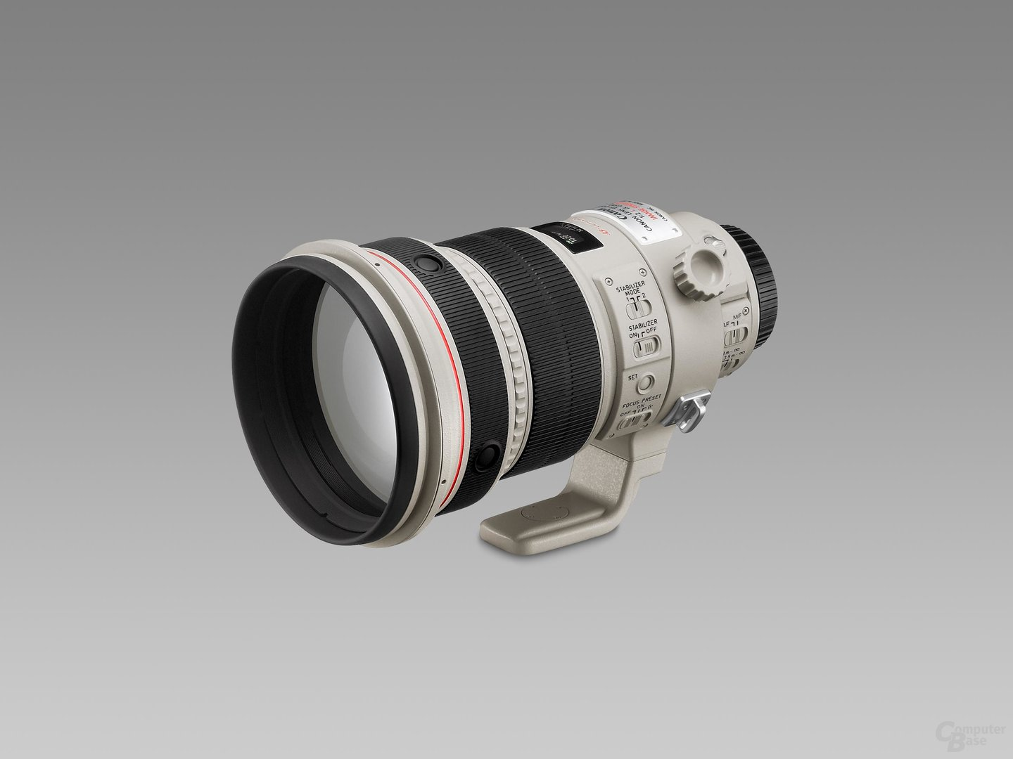 Canon EF 200 mm 1:2L IS USM