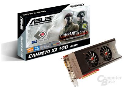Asus Radeon HD 3870 X2