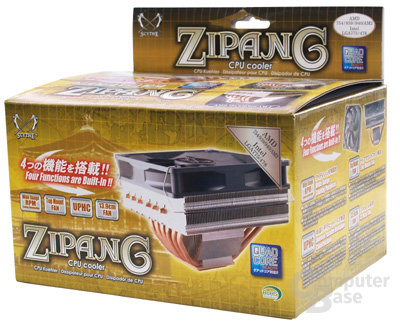 Scythe Zipang