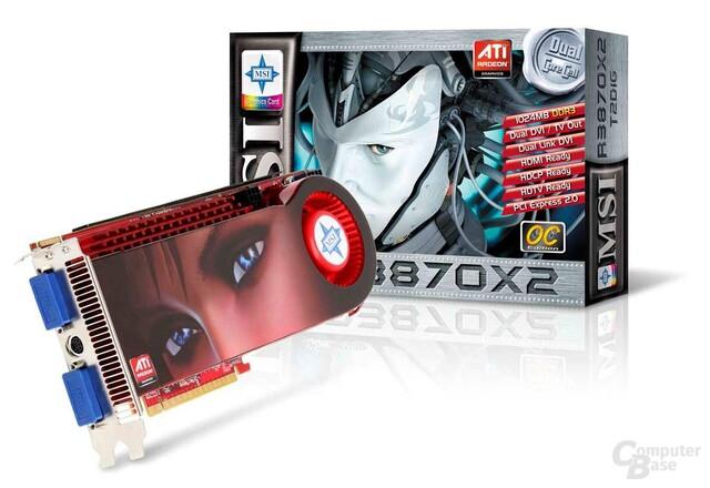 MSI Radeon HD 3870 X2