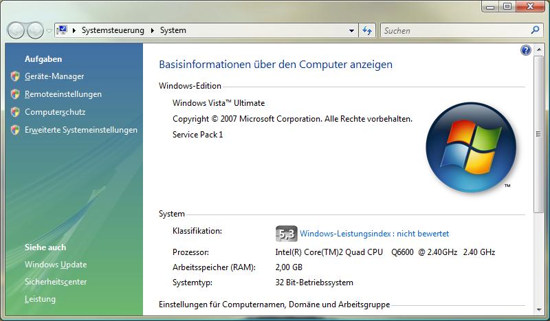 Windows Vista SP1 RC Refresh 2 – Final?