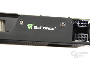 GeForce GTX 295 Stromanschluss