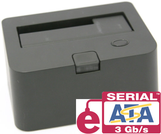 eSATA and USB HDD Stage Rack