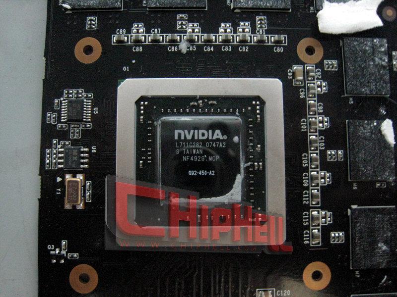 GeForce 9800 GX2 – Grafikchip