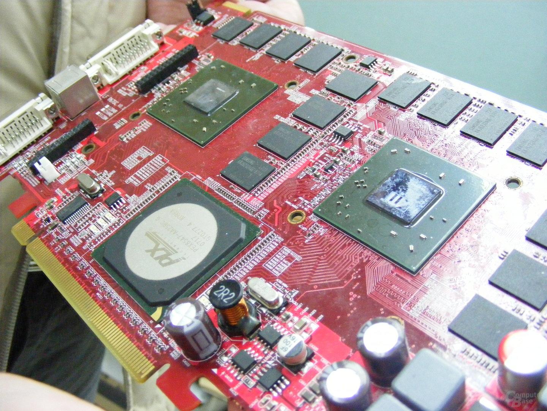 "ATi Radeon HD 3870 X2 ""kurz"""